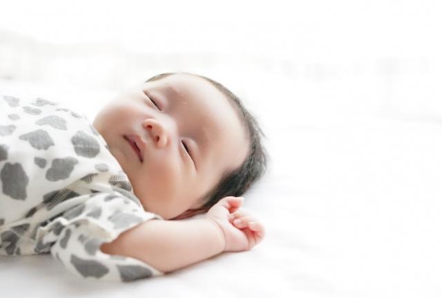 赤ちゃん 泣き止ます方法